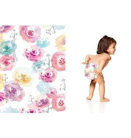 Honest Company Honest Diapers - Rose Blossom