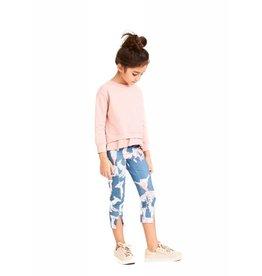 Art & Eden Oh, Deer Rose Sweatshirt & Pant Set