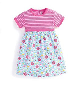 JoJo Maman Bebe Maternity Hummingbird T-shirt Dress