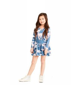 Art & Eden Oh, Deer Varsity Dress
