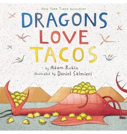 Penguin Books Dragons Love Tacos
