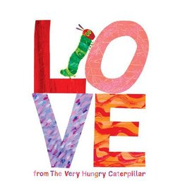 Penguin Books LOVE from The Very Hungry Caterpillar