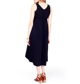 Ingrid & Isabel Maternity Hi-Low Pleated Dress