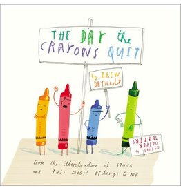 Penguin Books The Day The Crayons Quit