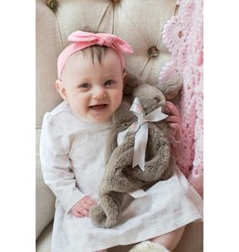 Apple Sauce Deluxe Bunny Blankie - Grey