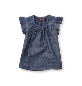 Tea Collection Citizen Chambray Baby Tunic