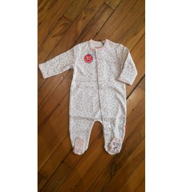 Magnificent Baby Magnetic Footie - Bedford Floral