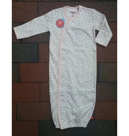 Magnificent Baby Magnetic Gown - Bedford Floral