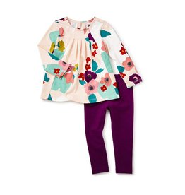 Tea Collection Claire Baby Outfit
