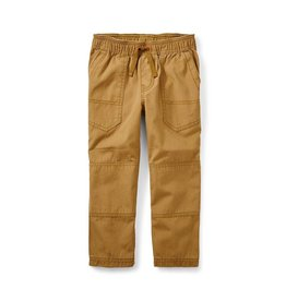 Tea Collection Canvas Explorer Pants - Raw Umber
