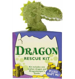 Peter Pauper Press Adoption Rescue Kit - Dragon