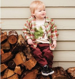 Rockin' Baby Little Outdoors Bear Tee
