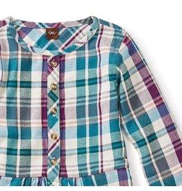 Tea Collection Applecross Flannel Dress