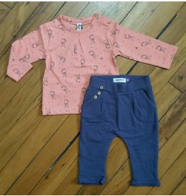 Babyface Autumn Bunny Outfit