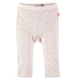 Babyface Sweet Doodle Dot Leggings - Blush