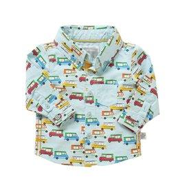 Rockin' Baby Chambray Ice Cream Shirt