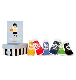 Trumpette Box of Johnny's Socks