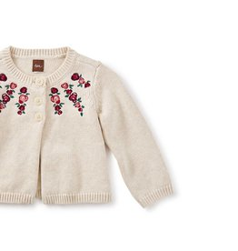 Tea Collection Eleanor Embroidered Cardigan