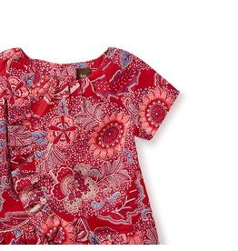 Tea Collection Adaira Ruffle Top
