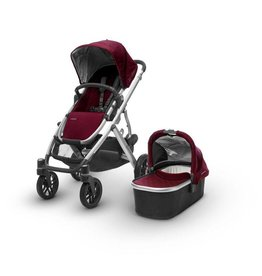UPPAbaby 2017 UPPAbaby VISTA Stroller Silver Selections