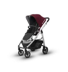 UPPAbaby 2017 UPPAbaby CRUZ Stroller Silver Selections