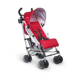 UPPAbaby 2017 G-LUXE Stroller Silver Selections