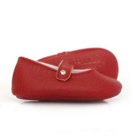 Sweet N Swag Little Girl Moxy Janes - Cardinal