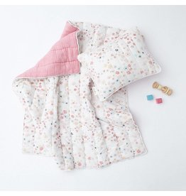 Petit Pehr Organic Activity Quilt - Meadow