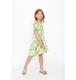 Art & Eden Meadow Dress - Pink Lemonade
