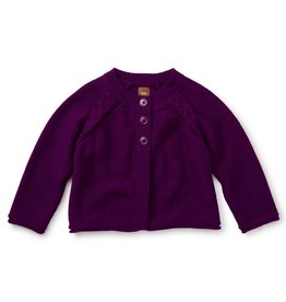 Tea Collection Agatha 3-Button Baby Cardigan