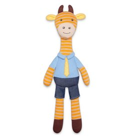 "Farm Buddies George Giraffe - 14"" Plush"