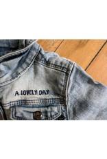 37aa57e31 Babyface Good Vibes Denim Jacket - Bump   Baby