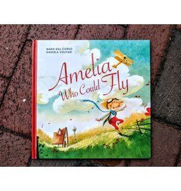 Usborne Amelia, Who Could Fly
