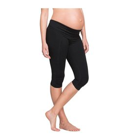 Ingrid & Isabel Maternity Active Pant - Knee Length