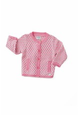 Kanz Confetti Cardigan - Candy Pink