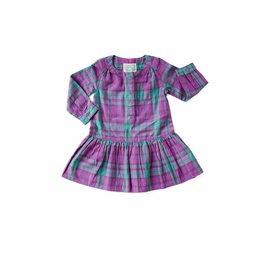 Rockin' Baby Woodlands Plaid Dress