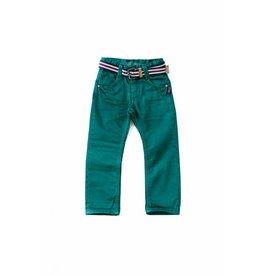 Kanz Green Jeans w/ Belt