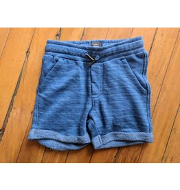 Babyface Easy Fit Drawstring Baby Bermudas - Cobalt Marle