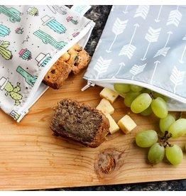 Bumkins Reusable Snack Bag - Cacti