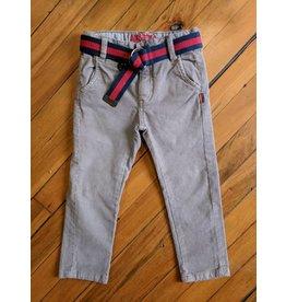 Kanz Grey Cords w/ Belt