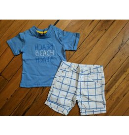 Kanz More Beach Baby Outfit - Ocean