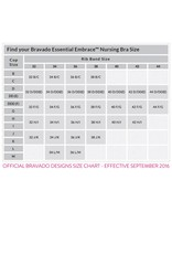 Bravado Essential Embrace Nursing Bra - Black