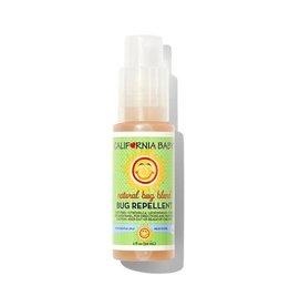 California Baby California Baby Natural Bug Repellent Spray 2oz