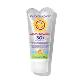 California Baby California Baby Fragrance Free SPF 30 Sunscreen Lotion 2.9oz