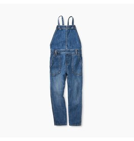 Tea Collection Citizen Chambray Overalls