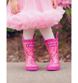 Oakiwear Oakiwear Wellies - Lovely Floral