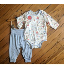 Magnificent Baby Magnetic Modal Bodysuit & Pant Set - Little Voyager