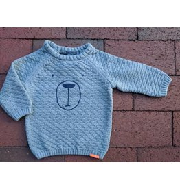 Babyface Best Bear Fisherman Sweater