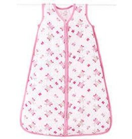 Aiden and Anais Aden and Anais  sleep sack classic  princess posies large