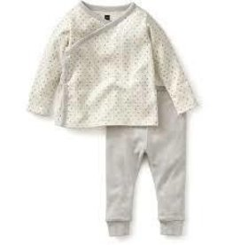 Tea Collection Tea Collection sole e sorriso outfit 3-6 mths